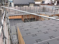 複雑な屋根工事(宮城県)